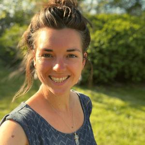 Speaker - Charlotte Deveau